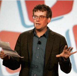 John Green Presenting the VidCon 2015 Industry Opening Keynote